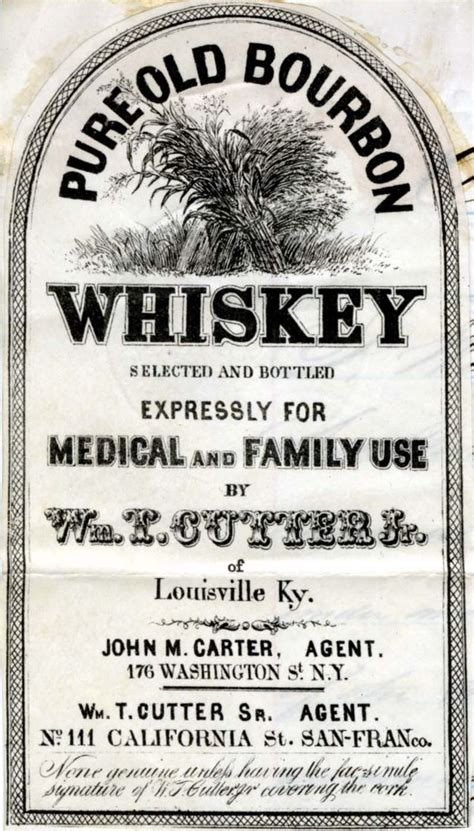 printable moonshine label old whiskey label quot expressly for medical and family use