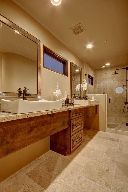 wonderful Master Bathroom Mirror Ideas #3: 17-Colorful-Southwestern-Bathroom-Designs-To-Inspire-You-12.jpg