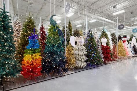 stop and shop trees at home is a one stop shop for the holidays with on trend collections