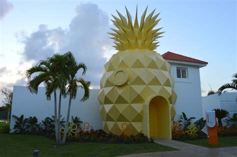 Pineapple House by All Inclusive In Punta Cana New Nickelodeon Hotels
