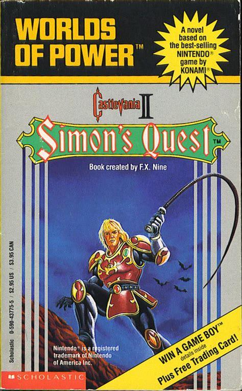 Crush Gear Part Cover Mega Universe worlds of power castlevania ii simon s quest