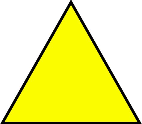 Idw081 Yellow Size 14 5 file yellow triangle svg wikimedia commons