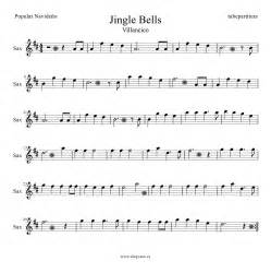 Tubescore jingle bells for alto saxophone traditional christmas carol