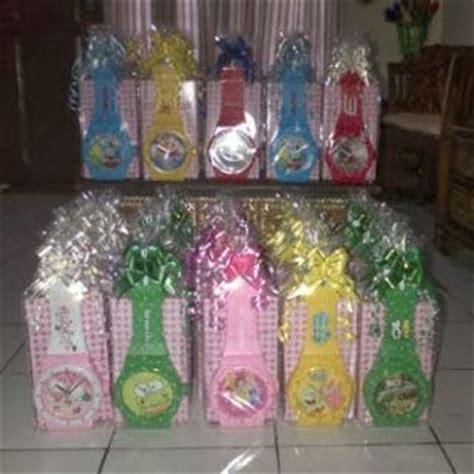 Jam Tangan Anak Souvenir jam tangan dinding untuk souvenir ulang tahun anak anak dengan berbagai karakter ukuran jam
