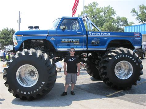 first bigfoot monster truck 100 the first bigfoot monster truck you think you