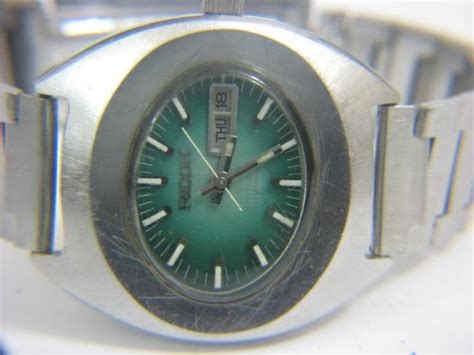 Ricoh 21 Jewels Automatic scarce ricoh automatic 21 jewels day date japan