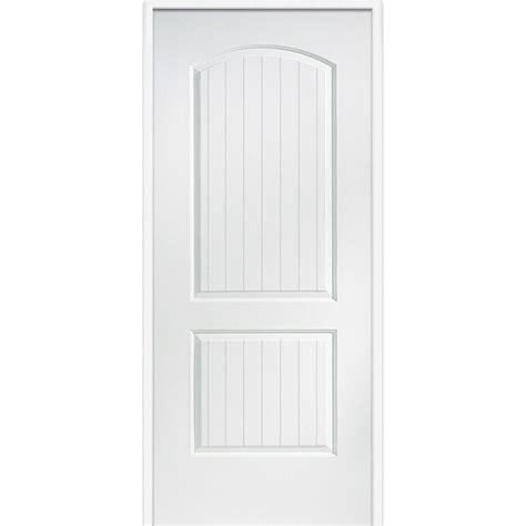 Overhead Door Santa Fe Mmi Door 33 5 In X 81 75 In Primed Santa Fe Smooth Surface Solid 20 Min