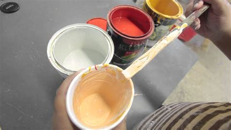 how to make skin color mixing paint to match skin color haunt ventures 179