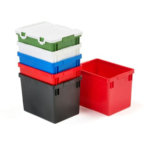 L Recycle Boxes by Recycling Containers 275x375x265 Mm 12 L Green Aj