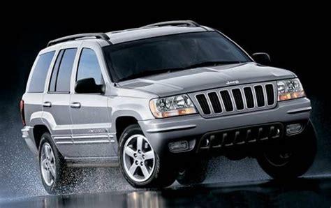 2004 Jeep Grand Recalls Jeep Shifts Gears On Grand Liberty Recall