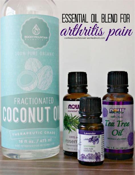 in rub 100 essential blend essential arthritis anti inflammation blend rub recipe