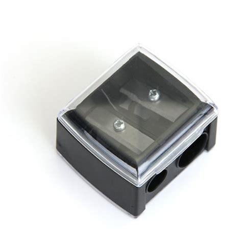 Cosmetic Pencil Sharpener 2 Holes h1 precision cosmetic pencil sharpener for eyebrow