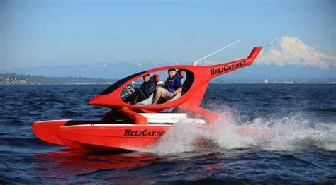 expandacraft boat helicat 22 helicopter inspired catamaran mikeshouts