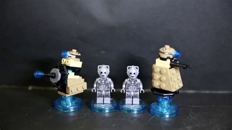 Lego 71238 Dimensions Pack Cyberman lego 71238 dimensions cyberman dalek pack doctor who review