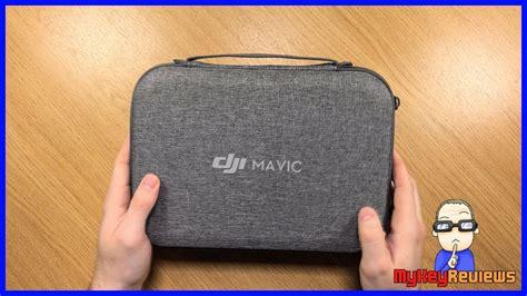 dji mavic mini fly  combo unboxing mykeyreviews youtube