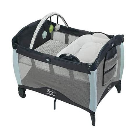 Graco Playpen With Changing Table Graco Pack N Play Playard With Reversible Napper Changer Lx How To Safety Car Seat