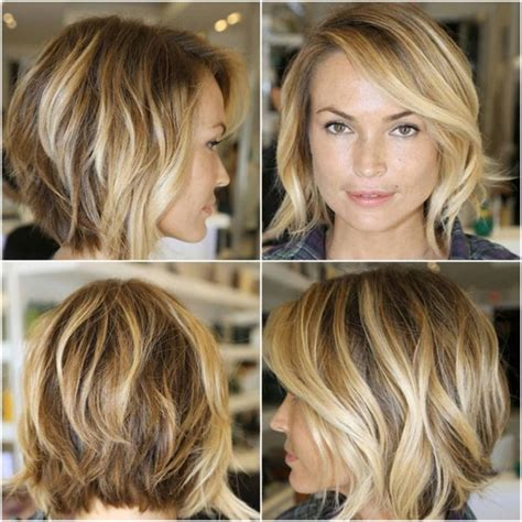 Hairstyles For Hair by Medium Length Bob Haircuts For Wavy Hair Wavy Haircut