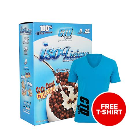 supplement t shirts for free isolicious protein free t shirt supplementhunt