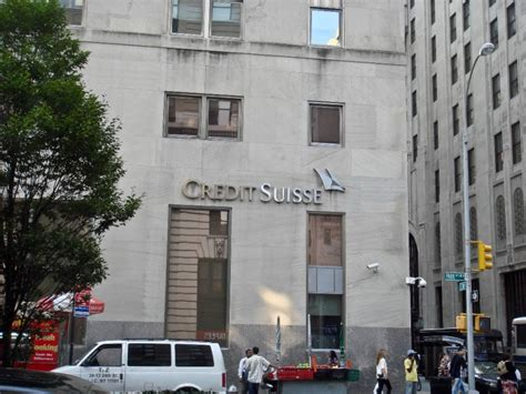 Credit Suisse Nyc Office by Credit Suisse New York Practical Information Eventseeker