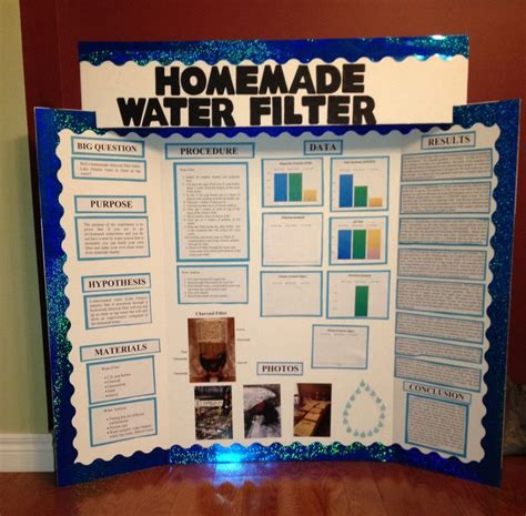 Science Fair Project Display Board Science Fair Project Science Fair Display Board Ideas