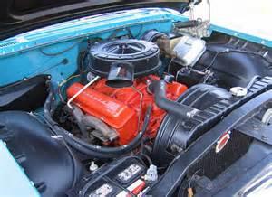 1960 chevrolet engine identification