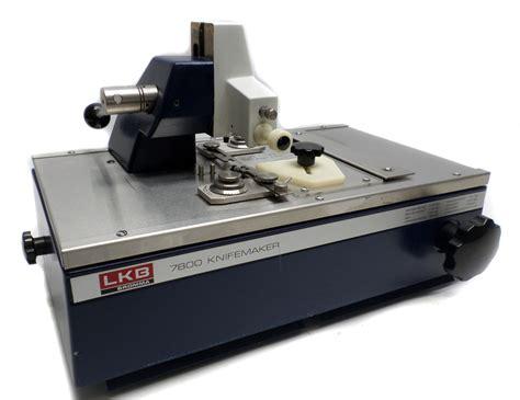 knife maker usa lkb bromma knife maker type 7800 glass knifemaker