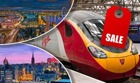 virgin trains cheap   fares  sale