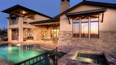 texas hill country design texas hill country modern home a texas size contemporary luxury home hill country 1 by