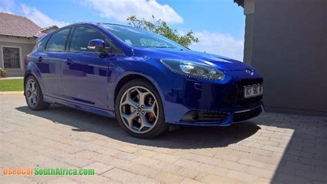 Ford Focus St For Sale by 2014 Ford Focus St Used Car For Sale In Standerton