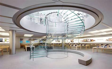 apple stores interior design