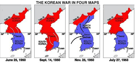 what could have changed the outcome of the korean war warfare