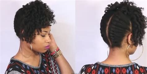 hairstyles for medium length transitioning hair holiday natural hairstyles