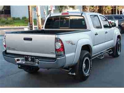 Toyota Tacoma Bed Liner Buy Used Tacoma Trd Package Bed Liner Tow Package 4x4