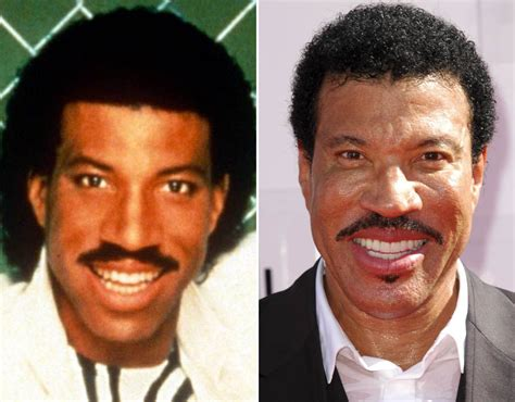 Richie Now Wasting Away In The Uk by Lionel Richie 80 S Pop Then And Now