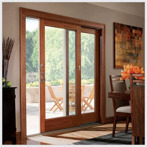 Wooden Sliding Patio Doors 25 Best Ideas About Sliding Glass Doors On For Beautiful Exterior Glass
