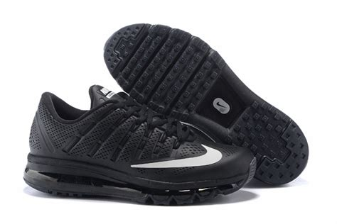 all black sneakers mens cheap nike air max 2016 mens sneakers all black
