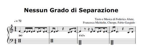 tutorial piano canzoni facili spartito pianoforte di nessun grado di separazione