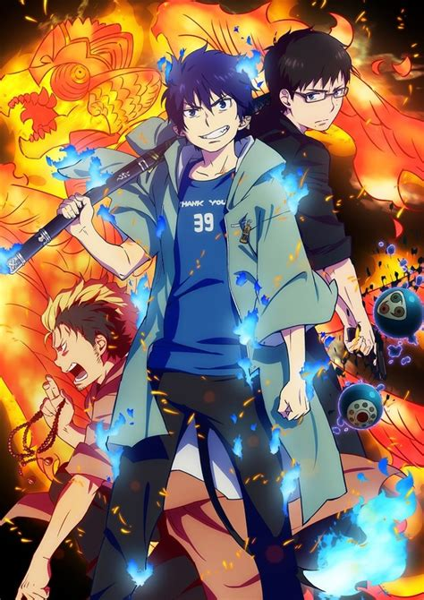 telecharger le film blue exorcist changement de seiy 251 pour blue exorcist saison 2 16