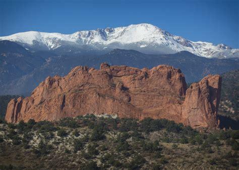 pikes peak americas mountain manitou springs