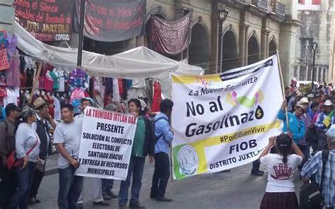 fiob jpg marcha fiob contra trump y gasolinazo de pe 241 a nieto