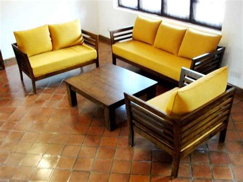 wooden sofa set with price list sofa set with price list in kerala furniture info