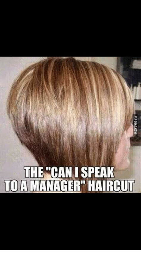 can you get a haircut where you can wear it as a bob and flipped the can i speak to a manager haircut via 96agcom manager