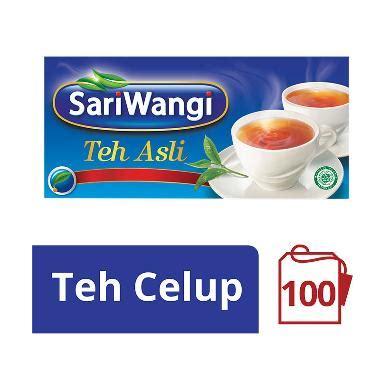 Teh Sariwangi Isi 50 jual sariwangi teh asli 1 85 g x 100 pcs 21132654