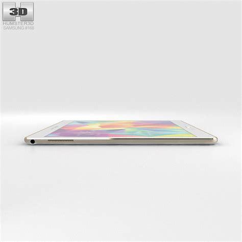 Samsung Galaxy Tab S 10 Inch samsung galaxy tab s 10 5 inch dazzling white 3d model hum3d
