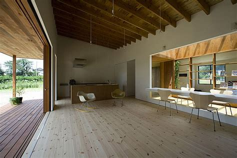 simple  modern japanese house  studio synapse