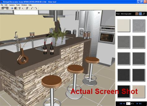 home interior design program interior design software