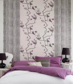 wallpapers for bedroom 43 bedrooms where one wall features a spectacular wallpaper shelterness