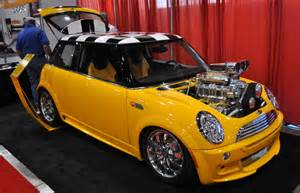 How To Make Mini Cooper Faster Just A Car Hell Yeah It S Got A Hemi Hell Yeah It S