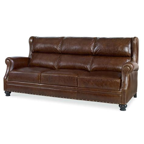 leather sofa company century plr 9202 bourbon century trading company leather sofa discount furniture at hickory park