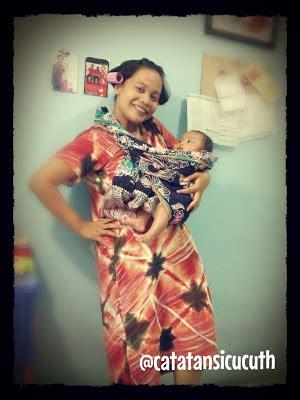 Gendongan Bayi Jarik cha memilih gendongan bayi yang nyaman